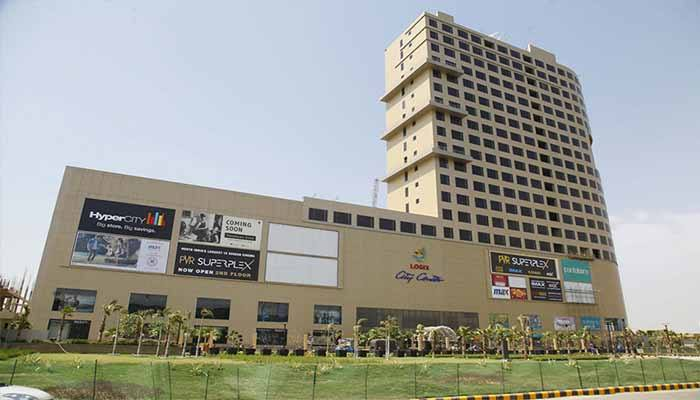 Logix city centre noida sector 32